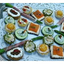 Passed Hors D'oeuvres