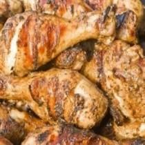 Caribbean Roast Chicken
