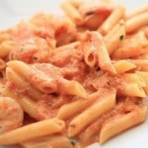 Penne In Rose Sauce