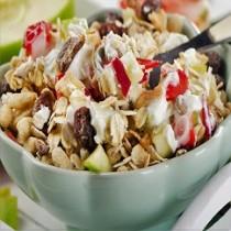 Yogurt Granola Tropical Fruit Bowl