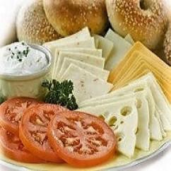 Bagels Plus Platter