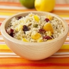 Cranberry Orange Quinoa