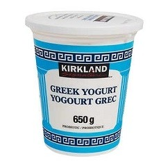 Fat-Free Greek Yogurt (650g)