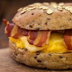 Hot Breakfast Sandwiches