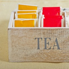 Carton Hot Water with Individual Tea Bags